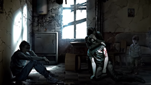Screenshot, This War of Mine, 11 Bit Studios